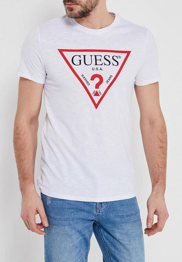 Футболка Guess Jeans Guess Jeans GU644EMANXP2 футболка guess w73p67 k5i90 m92