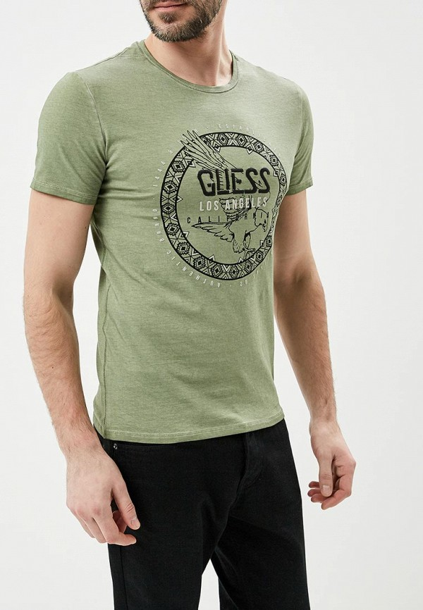 Футболка Guess Jeans Guess Jeans GU644EMANXQ2 футболка guess jeans guess jeans gu644emanxe1