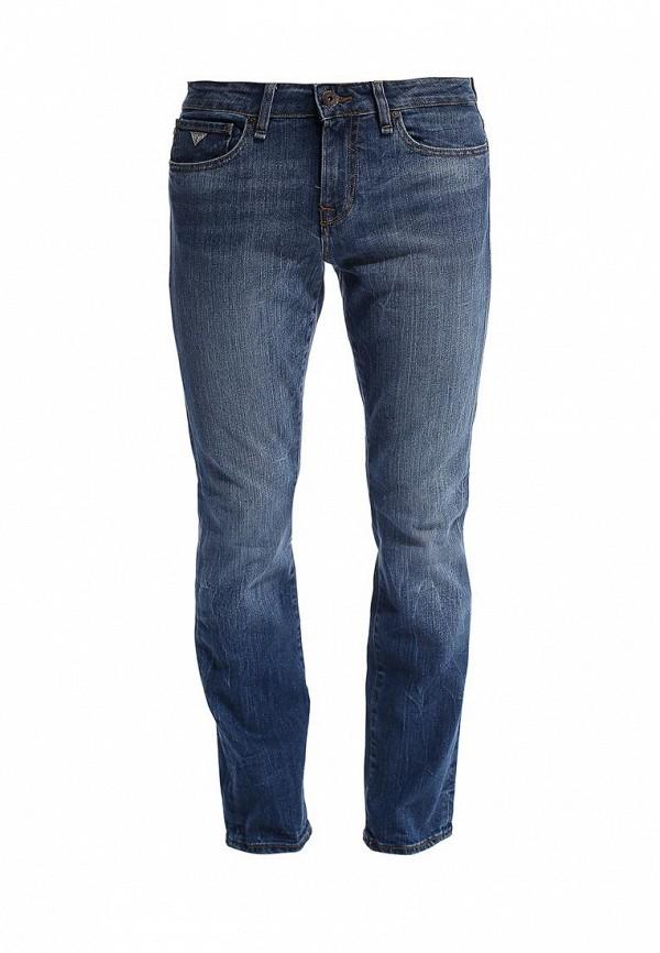 Мужские прямые джинсы Guess Jeans m44an2 d1jr4