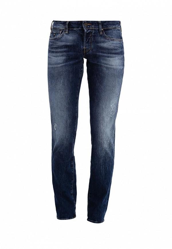 Зауженные джинсы Guess Jeans M54A11 D1YF0