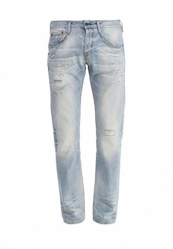 Мужские прямые джинсы Guess Jeans m61as3 d20t0