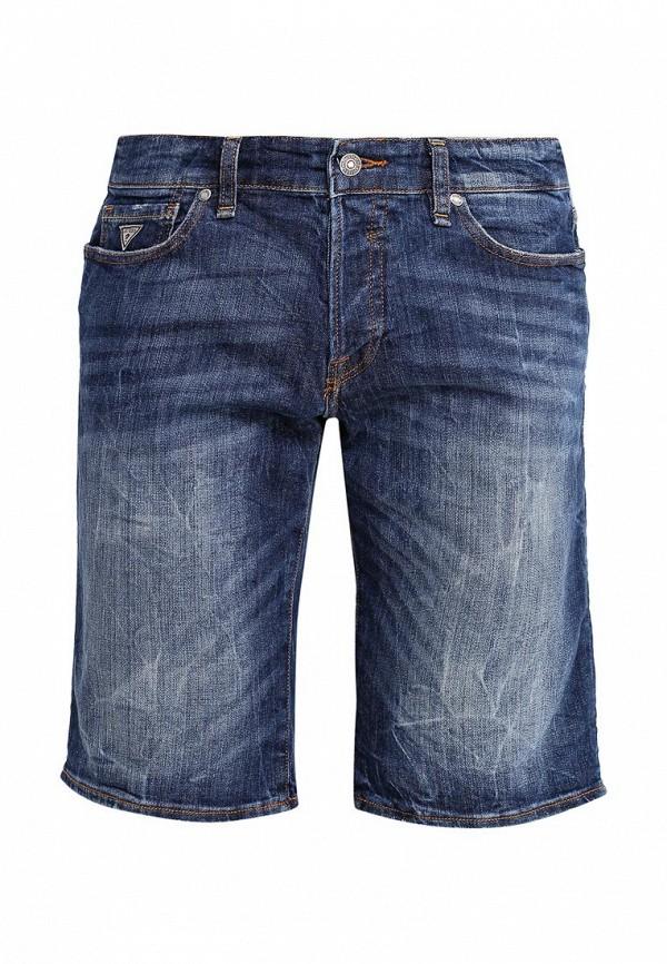 Мужские повседневные шорты Guess Jeans m61d01 d1ye1