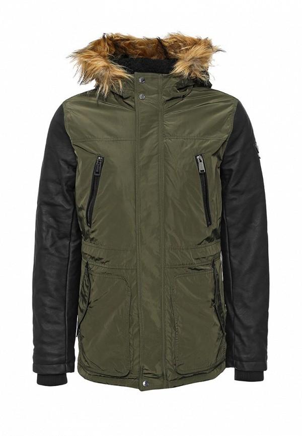 Утепленная куртка Guess Jeans M53L35 W6QK0