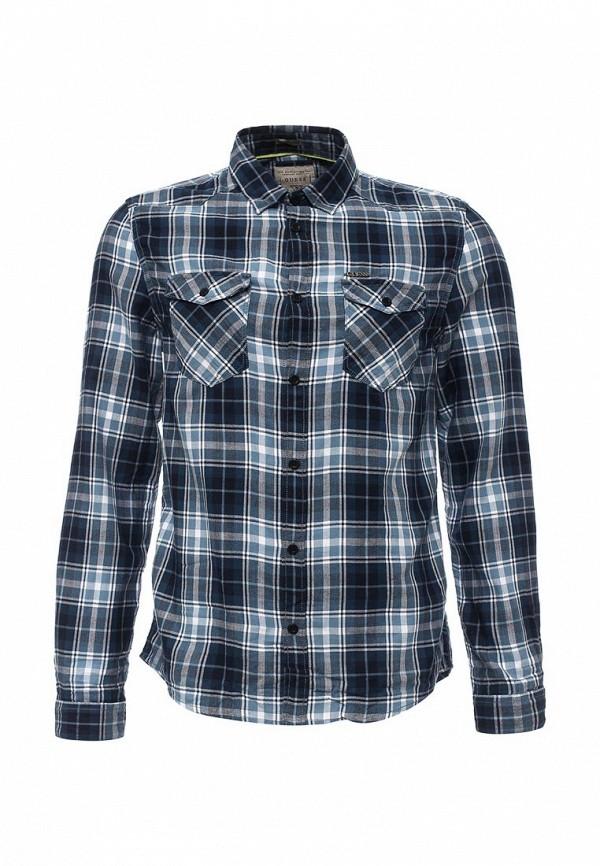 Рубашка с длинным рукавом Guess Jeans M62H02 W7D40