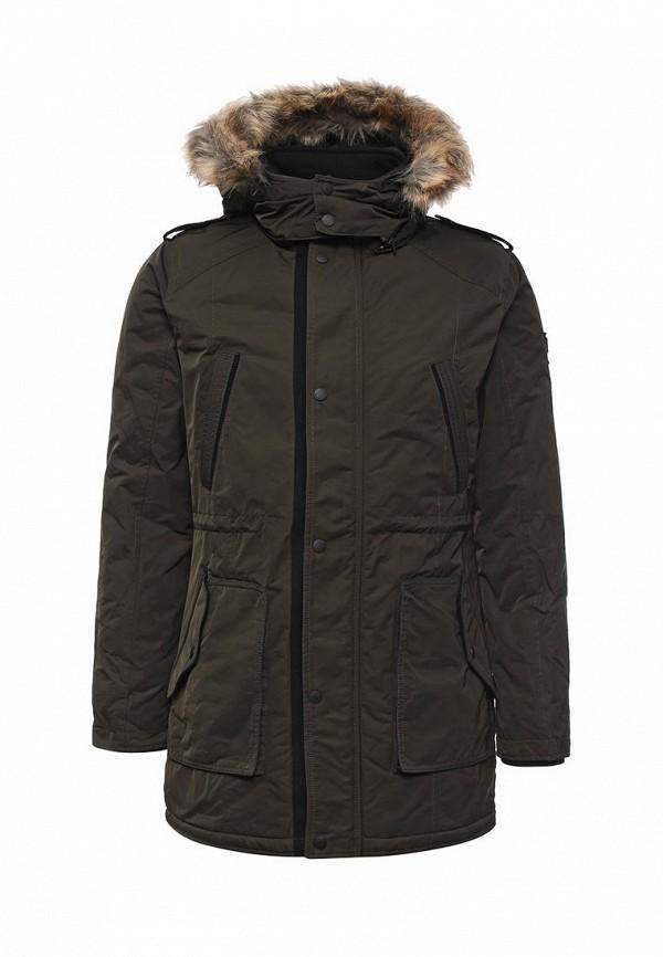 Утепленная куртка Guess Jeans M63L38 W7K00