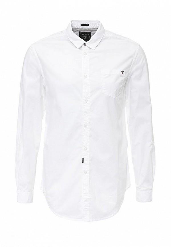 Рубашка с длинным рукавом Guess Jeans M64H37 W7WC0