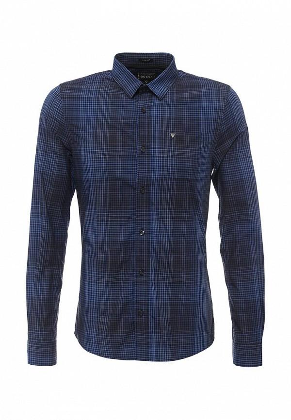 Рубашка с длинным рукавом Guess Jeans M64H18 W7VY0