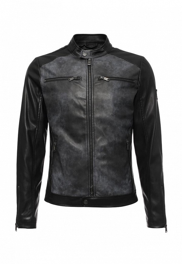Кожаная куртка Guess Jeans m72l32 W8CX0