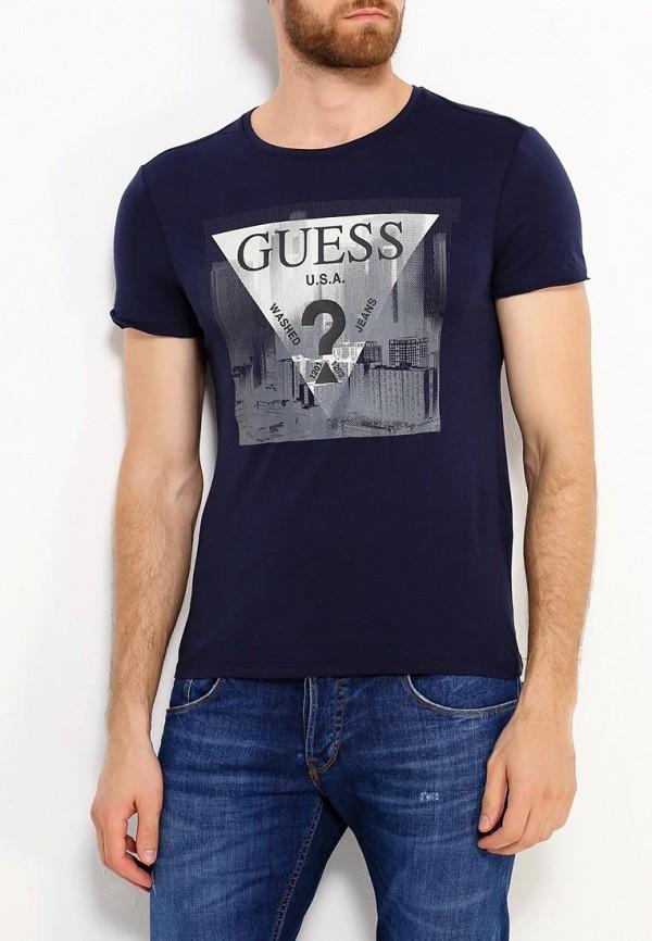 Футболка Guess Jeans Guess Jeans GU644EMVZJ41 джинсы guess jeans guess jeans gu644emvzv32