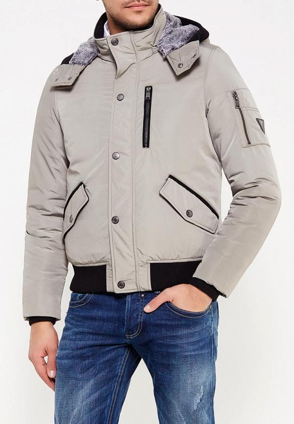 Куртка утепленная Guess Jeans Guess Jeans GU644EMXZG44 куртка утепленная guess jeans guess jeans gu644ewvpl63