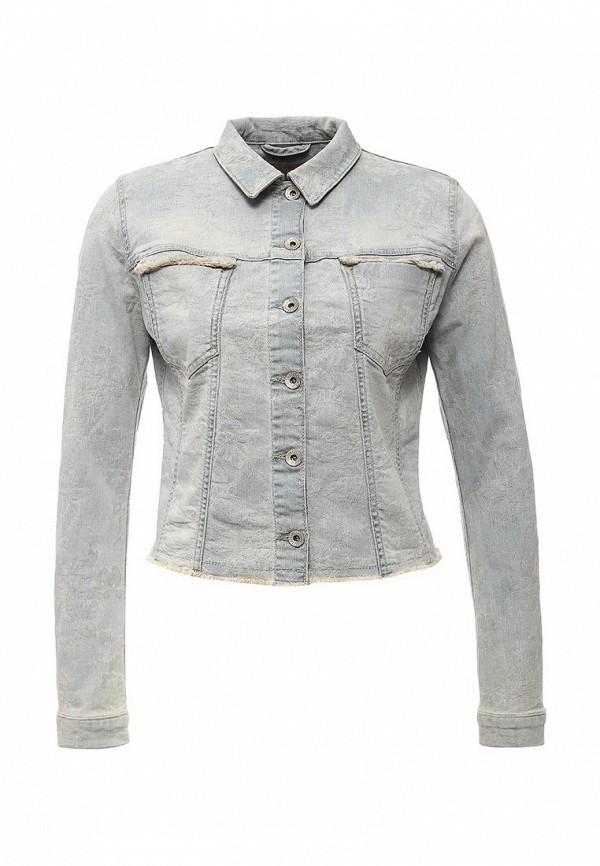 Джинсовая куртка Guess Jeans w54n27 d1yu0