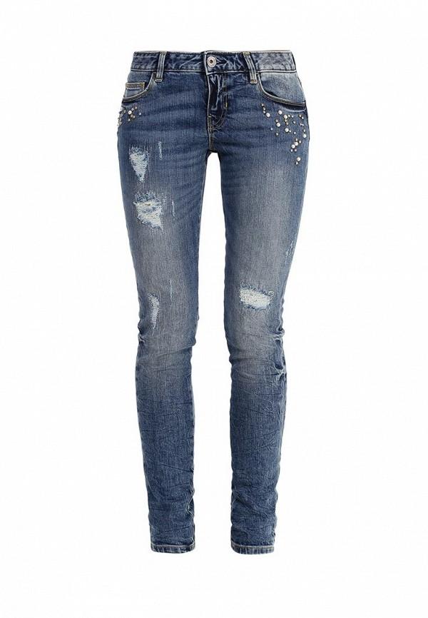 Зауженные джинсы Guess Jeans W54A31 D1Y70