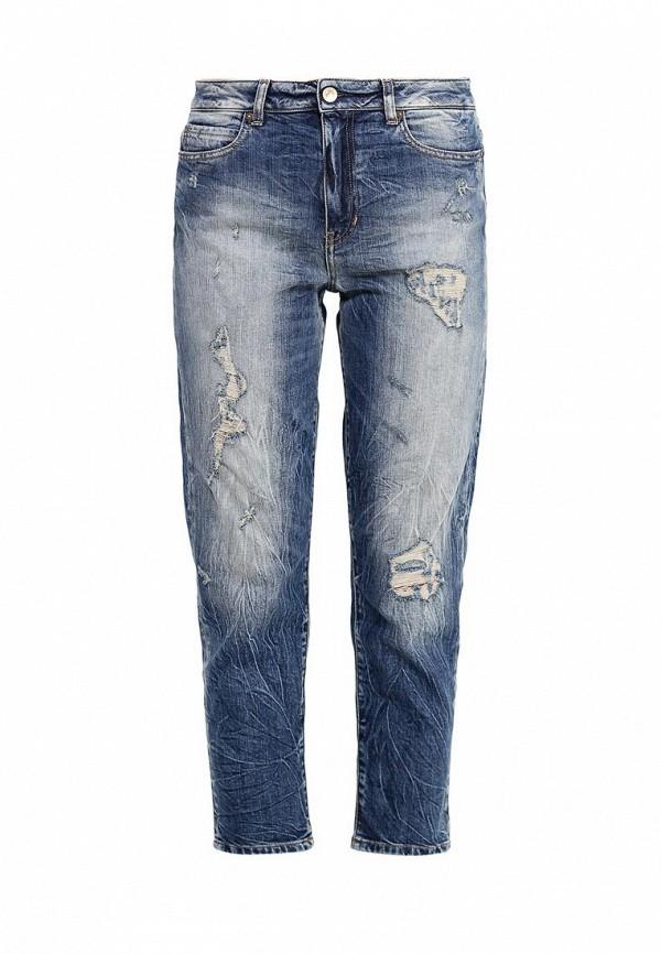 Зауженные джинсы Guess Jeans w62a09 d1h4h