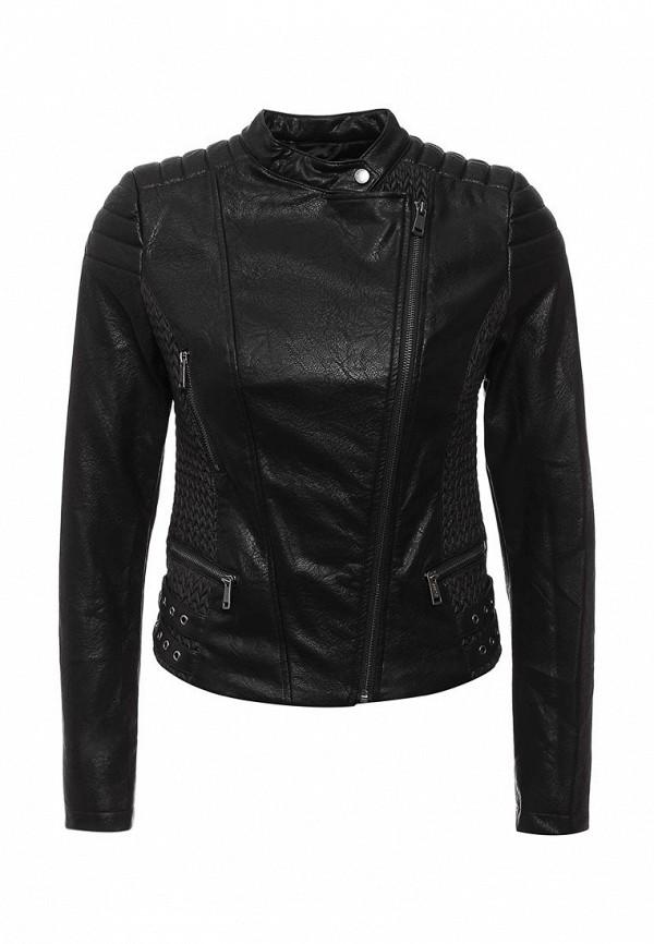 Кожаная куртка Guess Jeans w62l01 w7ch0