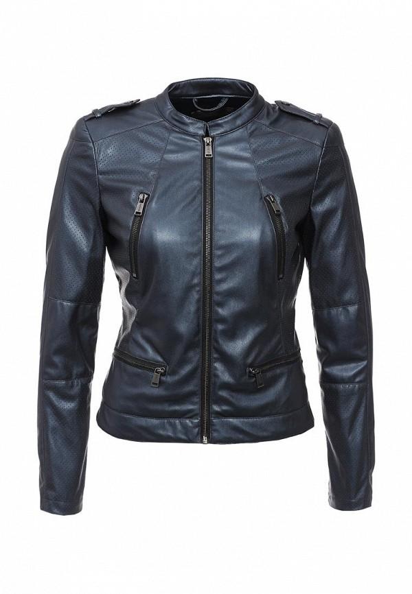 Кожаная куртка Guess Jeans w62l00 w7cg0