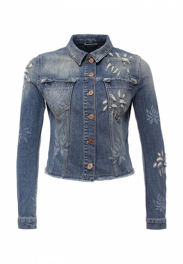 Джинсовая куртка Guess Jeans w62n27 d1h4g