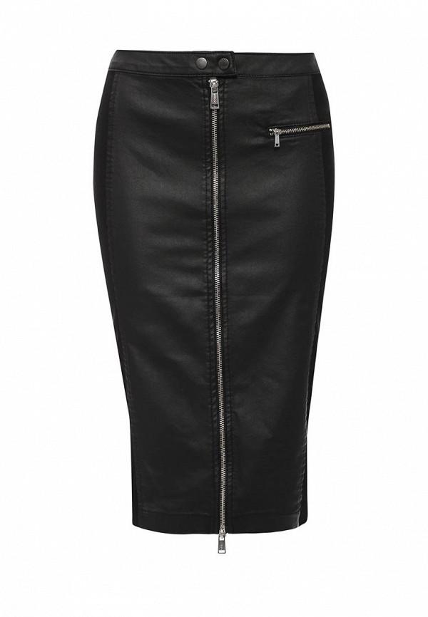 Миди-юбка Guess Jeans w62d10 d1xa2