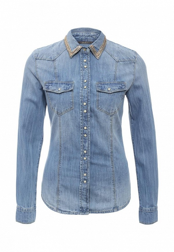 Рубашка Guess Jeans w62h11 d14lh