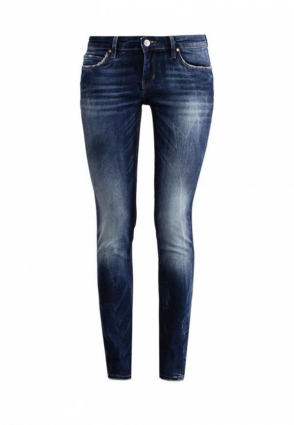 Зауженные джинсы Guess Jeans w64ab8 d2cd0