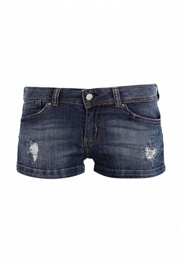 Шорты джинсовые Guess Jeans w72d52 d2gg1