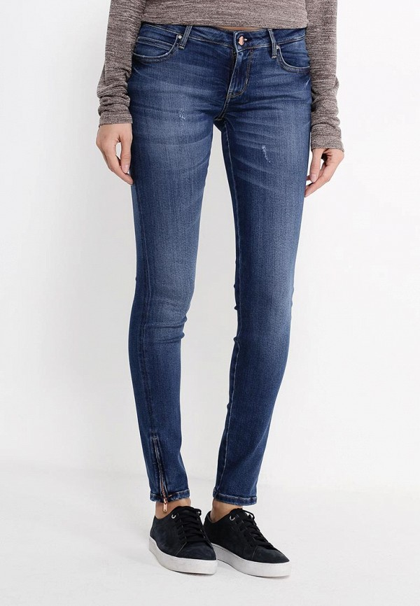 Зауженные джинсы Guess Jeans W72AB8 d2g40