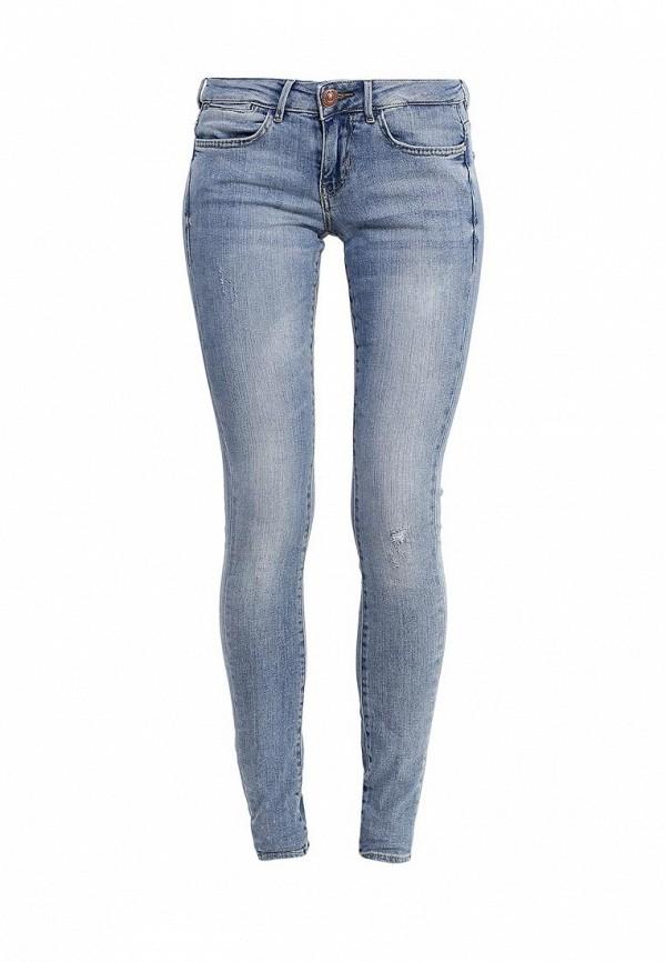 Зауженные джинсы Guess Jeans w72a27 d2gg0