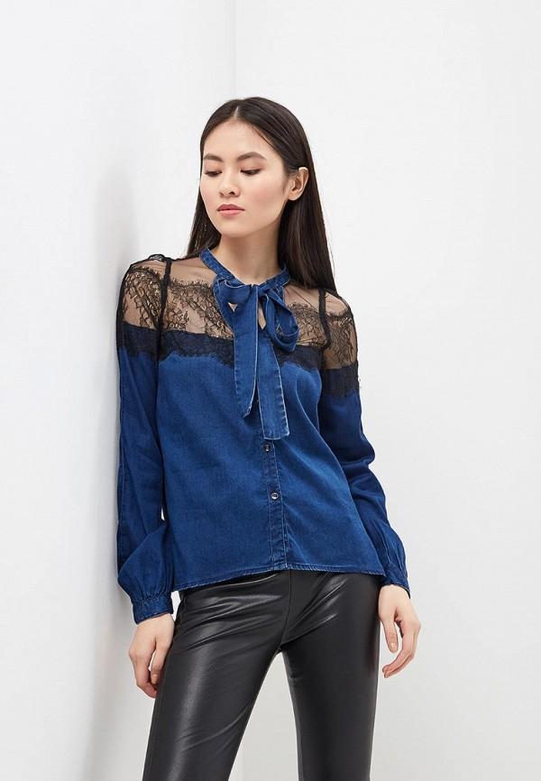 Фото Рубашка джинсовая Guess Jeans. Купить с доставкой