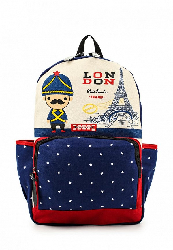 Городской рюкзак HAPPY CHARMS FAMILY BGS4833