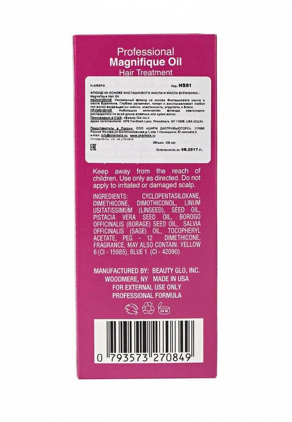 Флюид H.AirSpa на основе фисташкового масла и масла бурачника, 100 мл