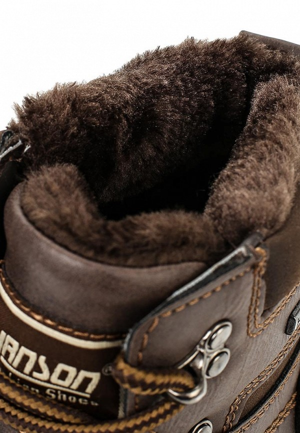 Ботинки Hanson от Lamoda RU