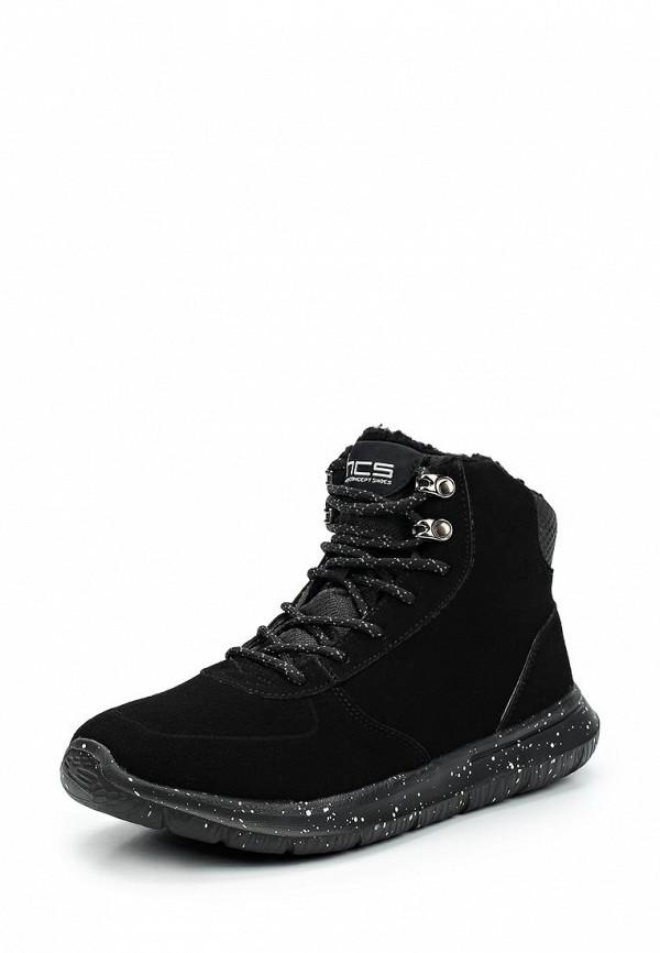 Купить Ботинки HCS, HC077AWTHG30, черный, Осень-зима 2017/2018