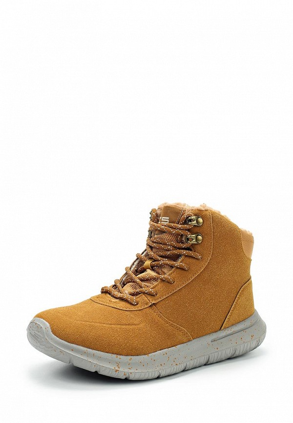 Купить Ботинки HCS, HC077AWTHG31, коричневый, Осень-зима 2017/2018
