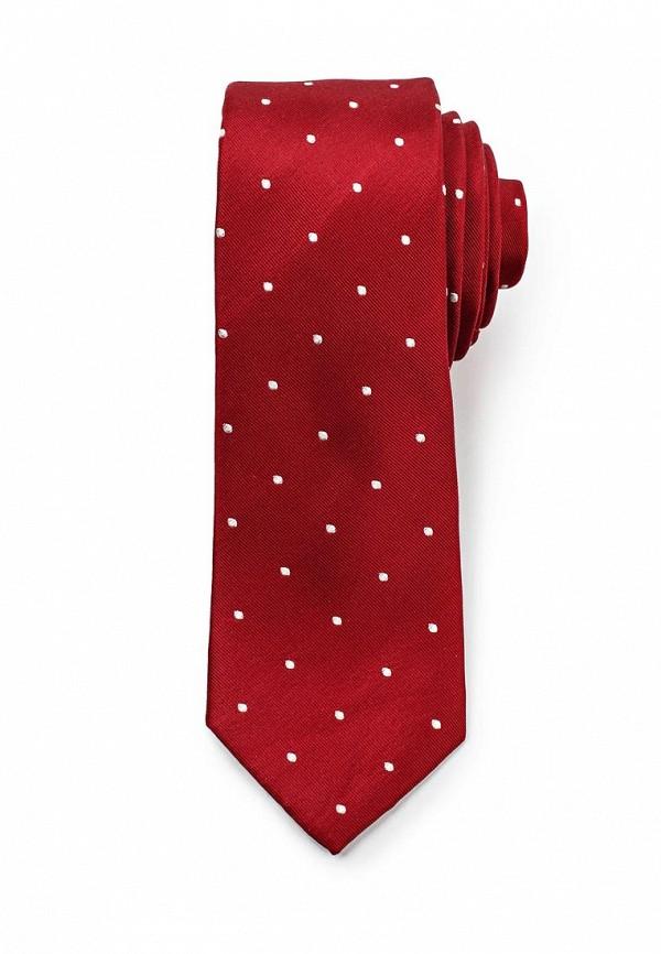 Мужской красный галстук MANGO MAN
