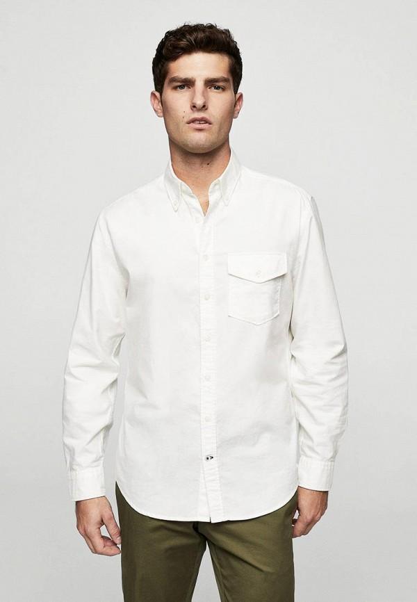 Рубашка Mango Man Mango Man HE002EMAQTP6 рубашка джинсовая mango man mango man he002emaqyh0
