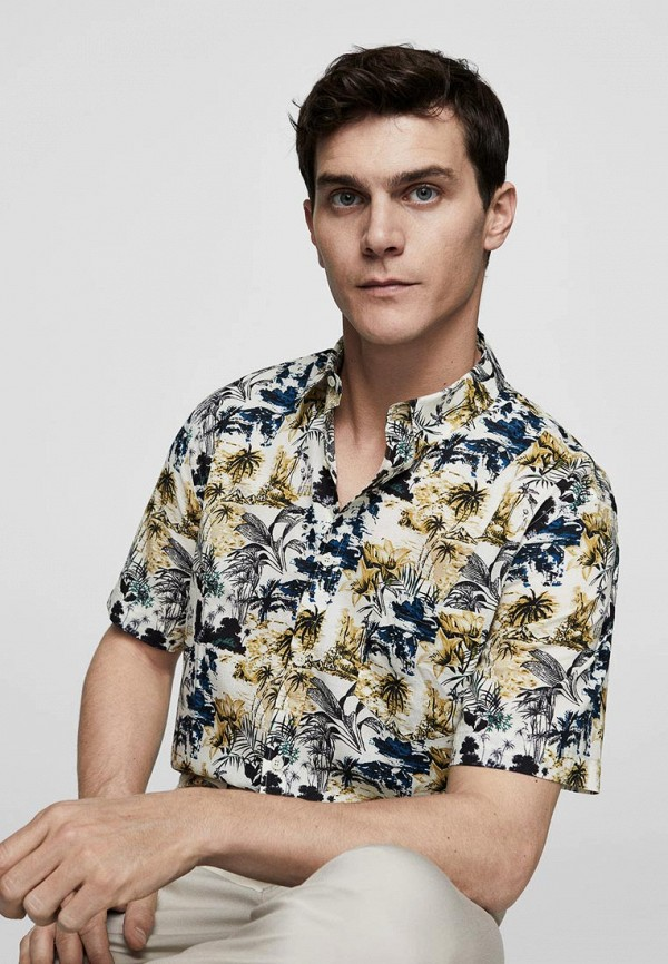 Фото Рубашка Mango Man. Купить с доставкой