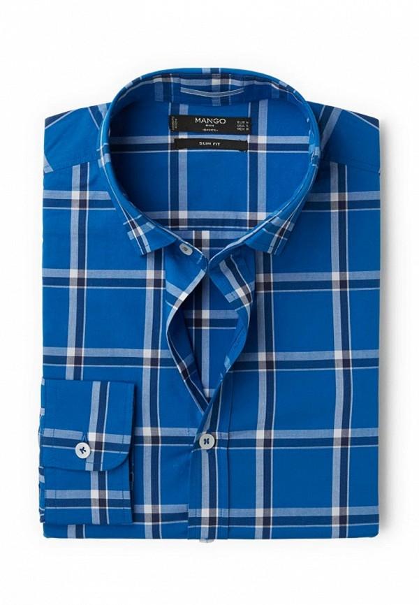 Рубашка с длинным рукавом Mango Man 64000039