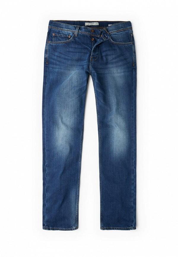Мужские прямые джинсы Mango Man 63010114