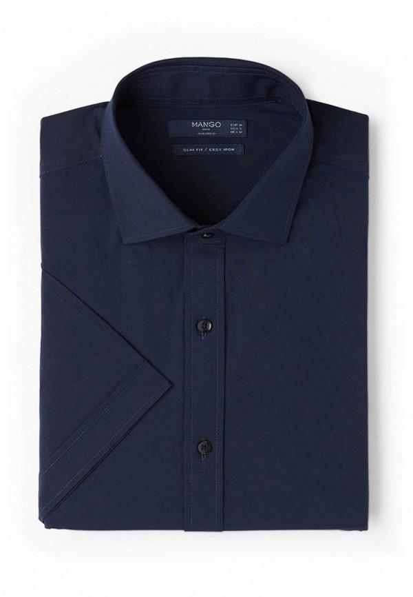 Рубашка с коротким рукавом Mango Man 63030154