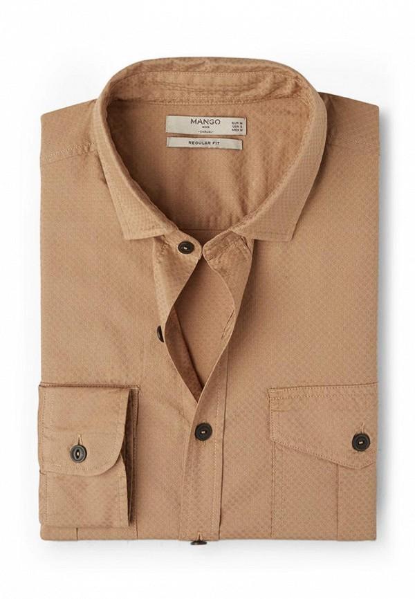 Рубашка с длинным рукавом Mango Man 64083003