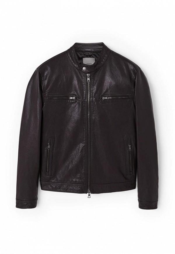Кожаная куртка Mango Man 63090116