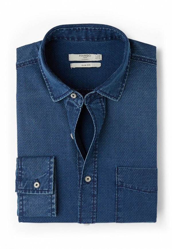 Рубашка джинсовая Mango Man - IOWA