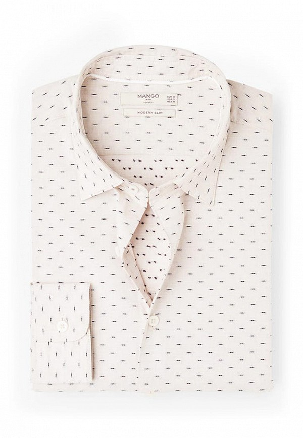 Рубашка с длинным рукавом Mango Man 64063529