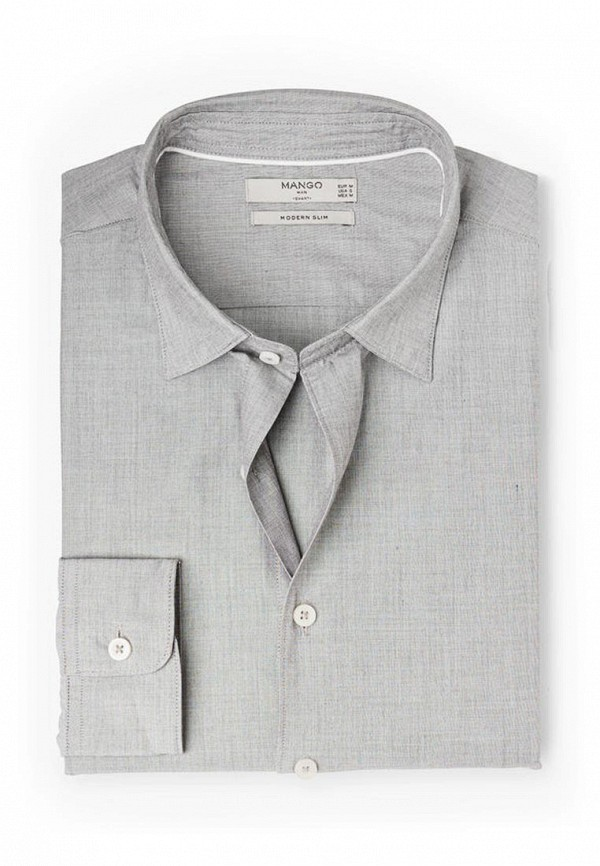 Рубашка с длинным рукавом Mango Man 64003531