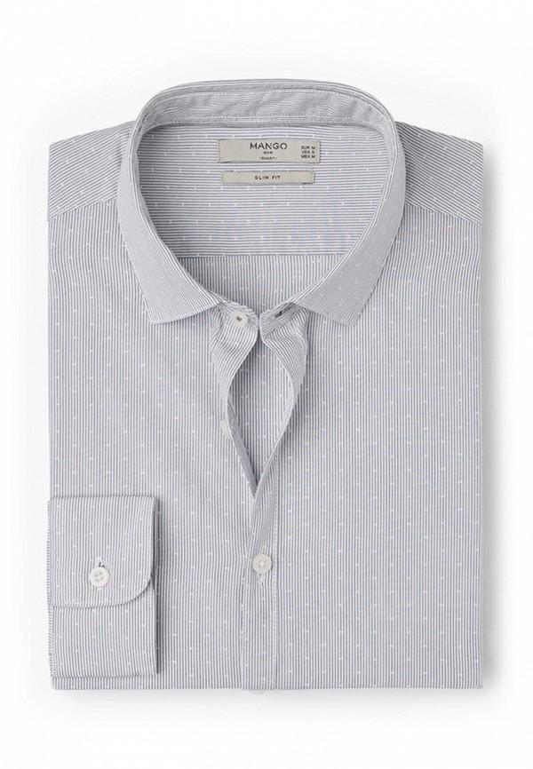 Рубашка с длинным рукавом Mango Man 64053530