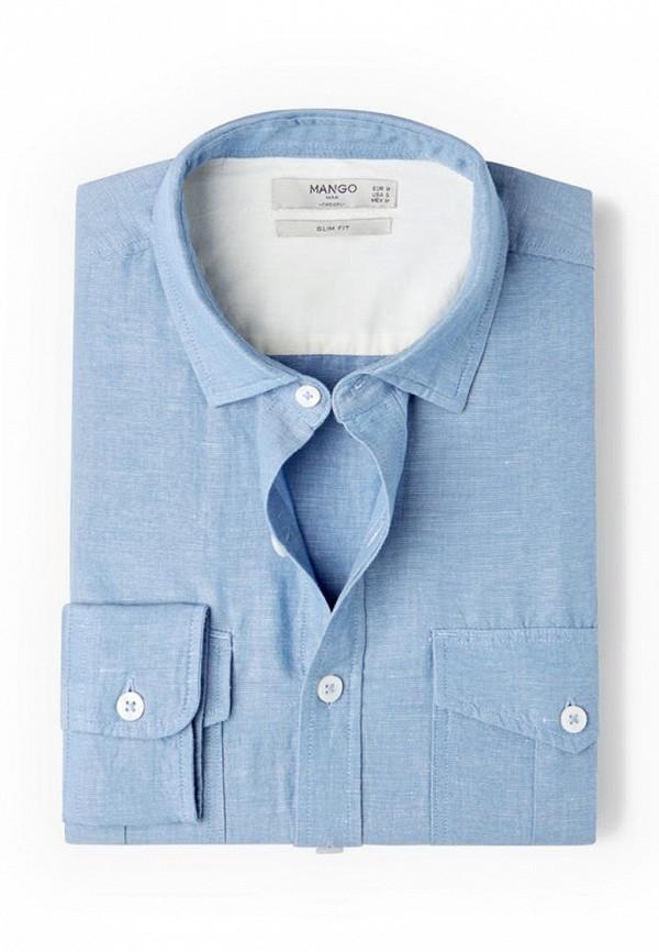 Рубашка с длинным рукавом Mango Man 64073005