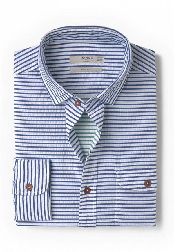 Рубашка с длинным рукавом Mango Man 64007005