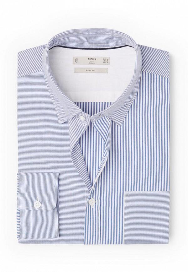 Рубашка с длинным рукавом Mango Man 64005535