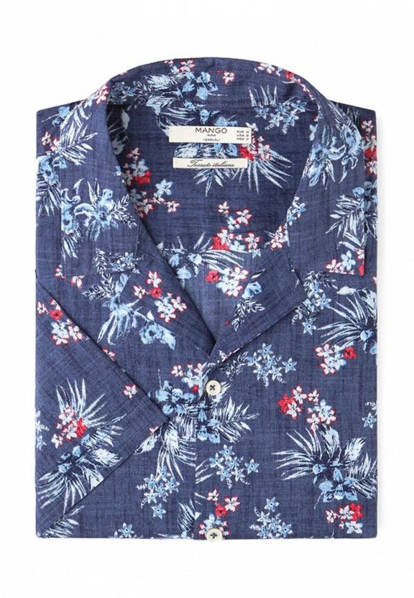 Рубашка с коротким рукавом Mango Man 64007022