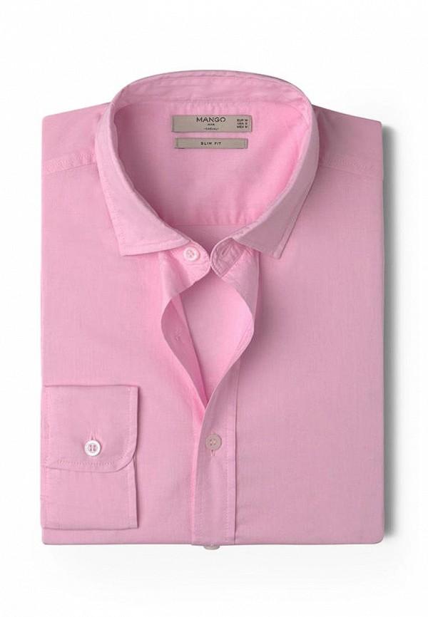 Рубашка с длинным рукавом Mango Man 64007008