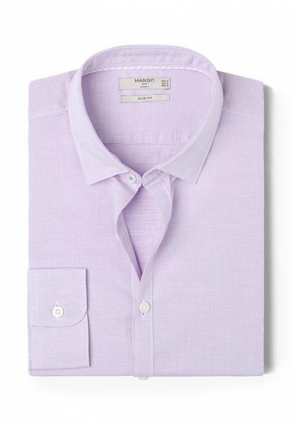 Рубашка с длинным рукавом Mango Man 64007534